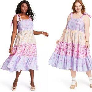 LoveShackFancy Target Margaux Floral Dress NWT XL